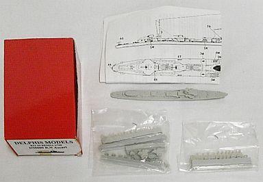 1/700 R.N Ascari -イタリア海軍...