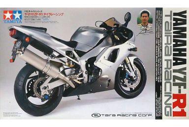 【中古】プラモデル 1/12 フルビュー ヤマハ YZF-R1 タイラーレーシング 「オートバイシリーズ No.85」 [14085]