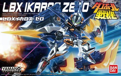 【中古】プラモデル 031 LBX イカロス・ゼロ 「ダンボール戦機」