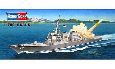 【中古】プラモデル 1/700 アメリカ海軍 駆逐艦ホッパー DDG-70 [83411]