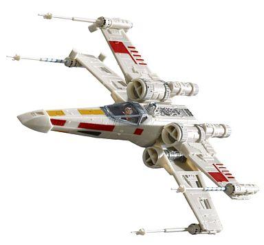 【中古】プラモデル X-wing ファイター 「スター・ウォーズ イージーキットPocket」 [06723]