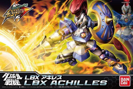 【中古】プラモデル LBXアキレス 「ダンボール戦機 ハイパーファンクションシリーズ」