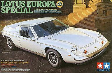 1/24 ロータス ヨーロッパスペシャル 「スポーツカーシリーズ No.212」 [24212]