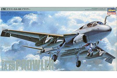 【中古】プラモデル 1/72 グラマン EA-6B プラウラー [K14]