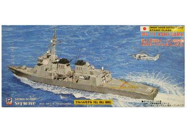 【中古】プラモデル 1/700 海上自衛隊 イージス護衛艦 DDG-178 あしがら 2008年型 「スカイウェーブシリーズ」 [J35]