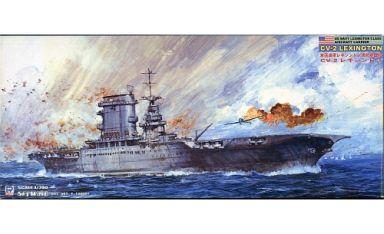 1/700 CV-2 アメリカ海軍 レキシ...