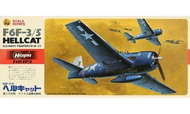 【中古】プラモデル 1/72 F6F-3/5 ヘルキャット 「Cシリーズ No.12」 [C012]