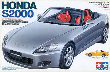 【中古】プラモデル 1/24 ホンダ S2000 「スポーツカーシリーズ No.211」 [24211]