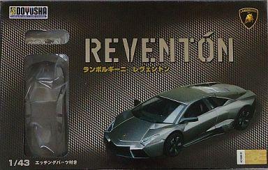 【中古】プラモデル 1/43 ランボルギーニ レヴェントン 「エクセレントカー No.1」 [ XQ43SC-1]