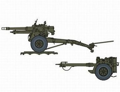 【中古】プラモデル 1/35 WW.II イギリス軍 25ポンド砲 Mk.II w/リンバー ヨーロッパ戦線 [CH6774]