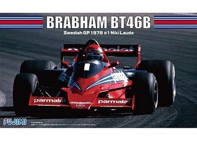【中古】プラモデル 1/20 ブラバム BT46B 1978 スウェーデンGP #1 ニキ・ラウダ 「グランプリシリーズ No.49」 [091532]