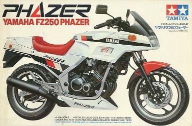 【中古】プラモデル 1/12 ヤマハ FZ250 フェーザー 「オートバイシリーズ No.47」 ディスプレイモデル [1447]