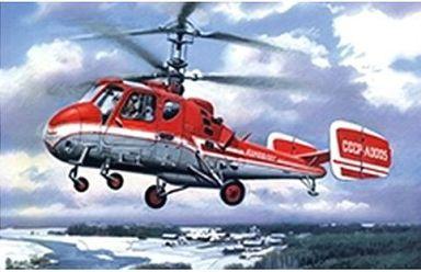 【新品】プラモデル 1/72 ロシア カモフ Ka-18 多目的ヘリコプター [EE72146]