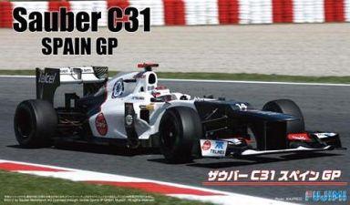 1/20 ザウバーC31 スペインGP ヘ...