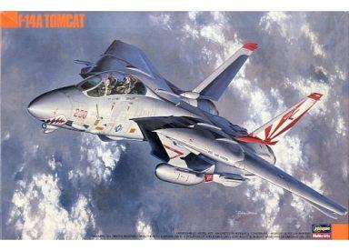 【中古】プラモデル 1/72 グラマン F-14A トムキャット '太平洋空母航空団' 「K37」 [04037]