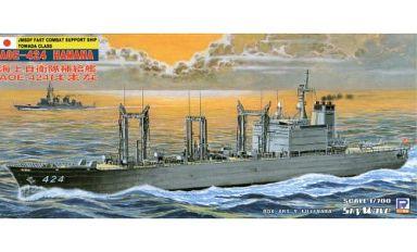 【新品】プラモデル 1/700 海上自衛隊補給艦 AOE-424 はまな 「スカイウェーブシリーズ」 [J26]