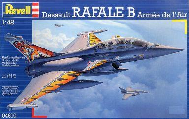 【中古】プラモデル 1/48 Dassault RAFALE B -ダッソー ラファールB- [04610]