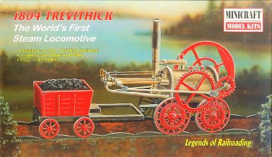 1/38 1804 Trevithick The World...