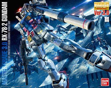 【予約】プラモデル 1/100 MG RX-78-2 ガンダム Ver.3.0 「機動戦士ガンダム」 [0183655]