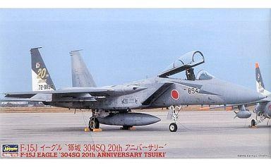"""【中古】プラモデル 1/72 F-15J イーグル """"築城 304SQ 20th アニバーサリー"""" 「K132」 [04092]"""