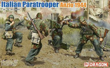 【中古】プラモデル 1/35 イタリア軍空挺部隊 アンツィオ1944 [6741]