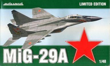 【中古】プラモデル 1/48 MiG-29A(単座型) LIMITED EDITION [1157]