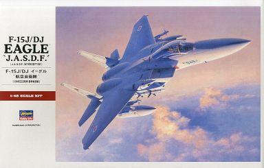 【新品】プラモデル 1/48 F-15 J/DJ イーグル 航空自衛隊 [PT51]