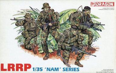 【中古】プラモデル 1/35 LRRP -ラープ- 4体セット 「NAM SERIES」 [3303]
