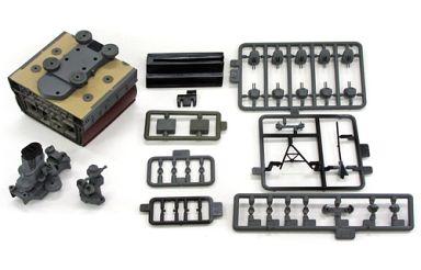 【中古】プラモデル 【シークレット5】1/700 大和 機関部 A-150計画 「連斬模型シリーズ 男たちの大和」