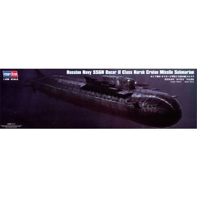 1/350 ロシア海軍オスカーII型原子力潜水艦クルスク 「潜水艦シリー...  申し訳ございま