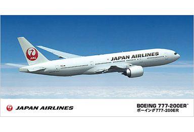 【予約】プラモデル 1/200 日本航空 ボーイング 777-200ER [10801]