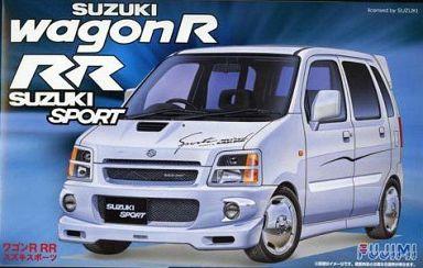 【新品】プラモデル 1/24 スズキ ワゴンR RR スズキスポーツ 「インチアップシリーズ No.32」