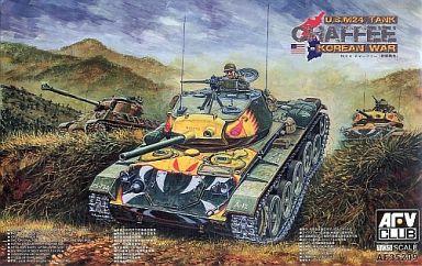 【新品】プラモデル 1/35 M24チャーフィー軽戦車/朝鮮戦争ver. [FV35209]