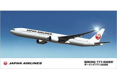 【新品】プラモデル 1/200 日本航空 ボーイング 777-300ER [19]