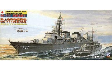 【中古】プラモデル 1/700 海上自衛隊護衛艦 DD-111 おおなみ 「スカイウェーブシリーズ」 [J25]