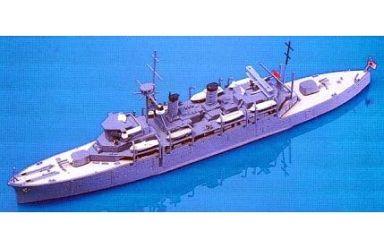 【中古】プラモデル 1/700 日本海軍 潜水母艦 長鯨 「スカイウェーブシリーズ」 [W35]