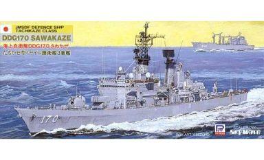 【中古】プラモデル 1/700 海上自衛隊護衛艦 さわかぜ DDG-170 [J7]
