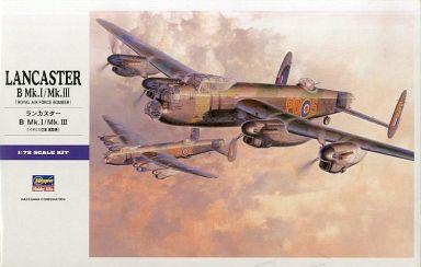 【新品】プラモデル 1/72 ランカスター B.Mk.I/Mk.III 「Eシリーズ No.23」 [01553]