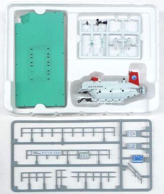 【中古】プラモデル 1/144 わだつみ2000(Bタイプ) 「TMW 日本沈没 D2計画篇」