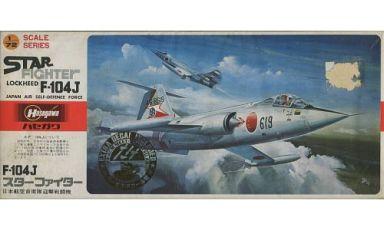 【中古】プラモデル 1/72 F-104J スターファイター 日本航空自衛隊迎撃戦闘機(サービスデカール付き) 「Cシリーズ No.3」 [C003]