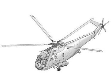 【新品】プラモデル 1/72 アメリカ海軍 対潜ヘリ シーキング SH-3H [CH5114]