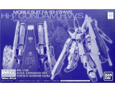 1/100 MG Hi-νガンダムVer.Ka用 HWS拡張セット 「機動戦士ガンダム 逆襲のシャア ベルトーチカ・チルドレン」 [0193009]