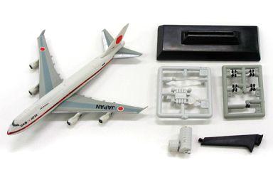 【中古】プラモデル 5.B-747 政府専用機 「世界の翼DX 成層圏を越えて」