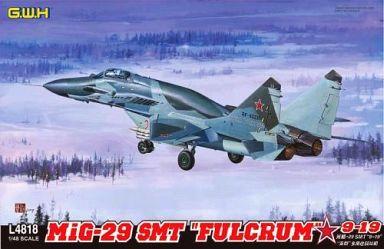 【中古】プラモデル 1/48 MiG-29 SMT フルクラム [L4818]