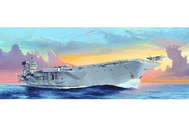 【新品】プラモデル 1/350 米海軍 空母 CV-63 キティーホーク [05619]