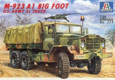 【中古】プラモデル 1/35 アメリカ陸軍輸送車M923A1 ビッグフット [279]