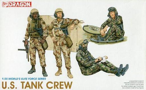 【中古】プラモデル 1/35 アメリカ陸軍 タンククルーセット 湾岸戦争 [DR3020]