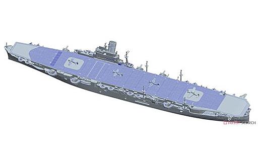 【新品】プラモデル 1/700 日本海軍航空母艦 飛鷹 昭和19年 「シーウェイモデル特シリーズ No.94」