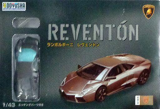 【新品】プラモデル 1/43 ランボルギーニ レヴェントン 「エクセレントカー No.1」 [XQ43SC-1]