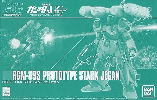 HG 1//144 Mobile Suit Gundam Unicorn RGM-89S Stark Jegan Plastic ... FROM JAPAN